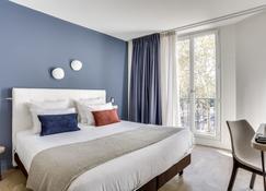 Hotel Courseine - Courbevoie - Makuuhuone