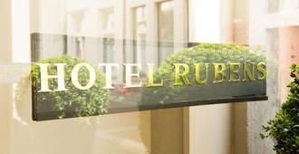 Hotel Rubens - Grote Markt - Αμβέρσα - Κτίριο