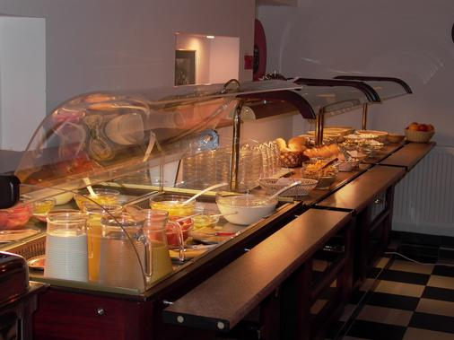 Rokin Hotel - Amsterdam - Buffet