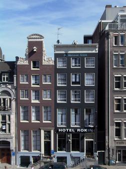 Rokin Hotel - Amsterdam - Rakennus