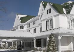 Green Park Inn - Blowing Rock - Edificio