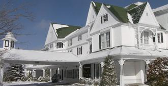 Green Park Inn - Blowing Rock - Κτίριο
