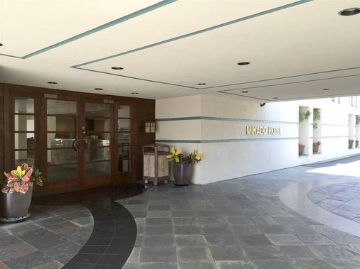 Mikado Hotel - Los Angeles - Hành lang