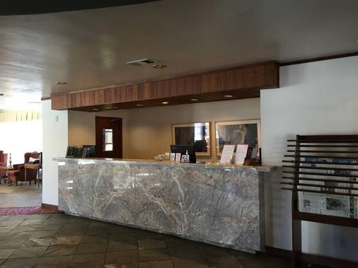 Mikado Hotel - Los Angeles - Lễ tân