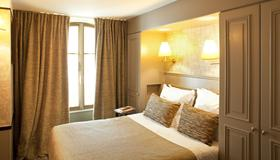 Hotel Therese - Pariisi - Makuuhuone