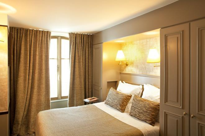 特蕾澤酒店 - 巴黎 - 巴黎 - 臥室