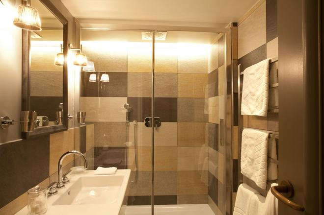 特蕾澤酒店 - 巴黎 - 巴黎 - 浴室
