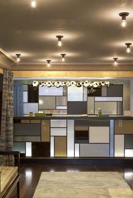 特蕾澤酒店 - 巴黎 - 巴黎 - 櫃檯
