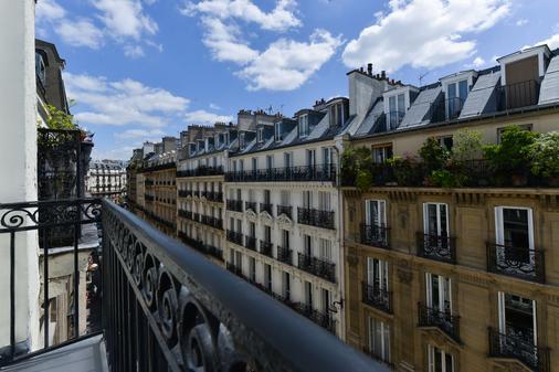 Résidence du Pré - Pariisi - Parveke