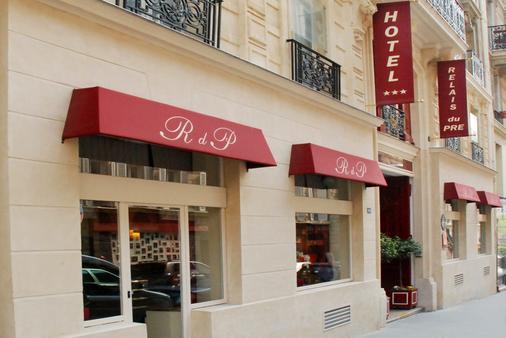 Relais Du Pré - Paris - Gebäude