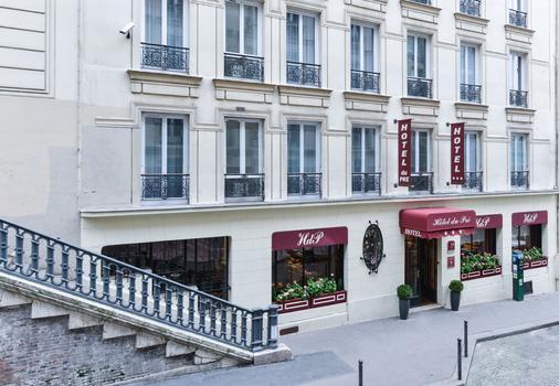 Hôtel Du Pré - Paris - Gebäude
