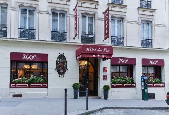杜普雷酒店 - 巴黎 - 巴黎 - 建築