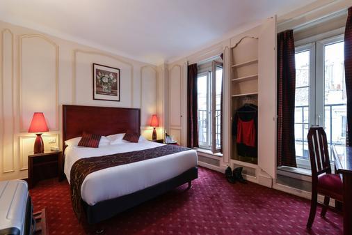 Hôtel Du Pré - Paris - Schlafzimmer