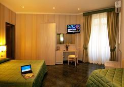 Hotel Argentina - Rooma - Makuuhuone