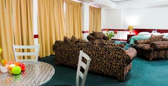Morazán Hotel & Casino - San José - Schlafzimmer