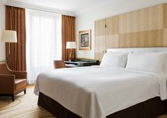Paris Marriott Champs Elysees Hotel - Paris - Bedroom