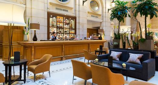 Paris Marriott Champs Elysees Hotel - Paris - Bar