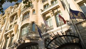 Paris Marriott Champs Elysees Hotel - Paryż - Budynek