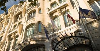 Paris Marriott Champs Elysees Hotel - Pariisi - Rakennus