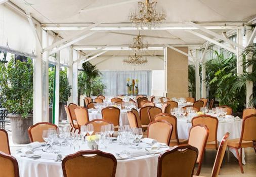 Paris Marriott Champs Elysees Hotel - Paris - Banquet hall