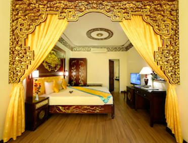 Thanh Lich Royal Boutique Hotel - Huế - Bedroom