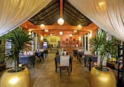 Villa Indochine D'angkor - Siem Reap - Restaurant