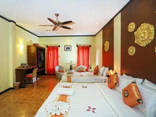 Villa Indochine D'angkor - Siem Reap - Bedroom