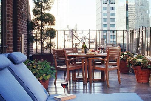 Blakely New York Hotel - Nueva York - Balcón