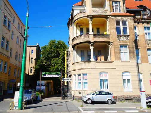 Green Hostel - Poznan - Building