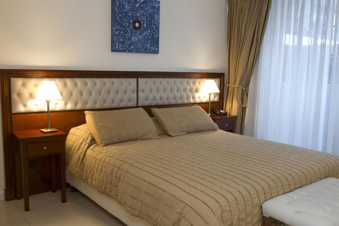 Alta Piazza Boutique Apartments - Buenos Aires - Schlafzimmer
