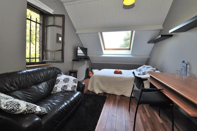 B&B Les Taillis - Brussels - Bedroom