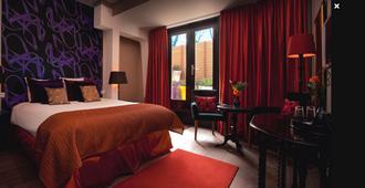 Hotel Sebastian's - Amsterdam - Camera da letto