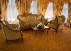 Hotel Casa Capsa - Bucarest - Sala de estar