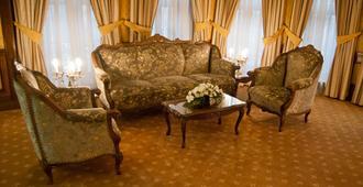 Hotel Casa Capsa - Bükreş - Oturma odası
