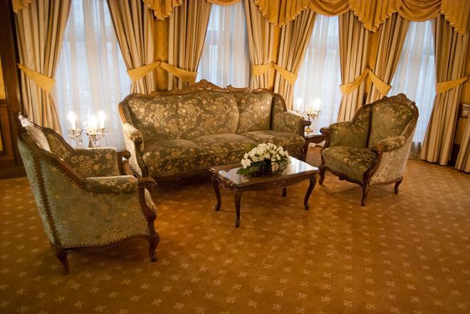 Hotel Casa Capsa - Bucareste - Sala de estar