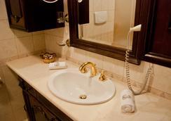 Hotel Casa Capsa - Bucareste - Banheiro