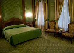Hotel Casa Capsa - Bükreş - Yatak Odası