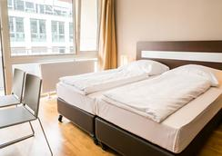 Hotel City Stay Frankfurt Hauptbahnhof - Frankfurt am Main - Bedroom