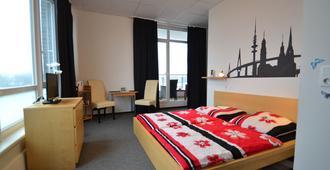 アリーナ ホステル ハンブルク - ハンブルク - 寝室