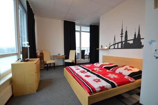 Arena Hostel Hamburg - Hamburg - Bedroom