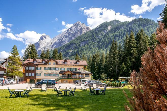 Hotel Villa Rosella Park & Wellness - Canazei - Κτίριο