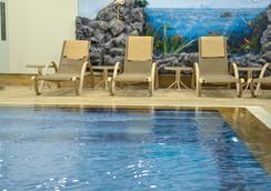 Bacacan Otel - Ayvalık - Bể bơi