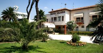 Hotel Salaria - Rome - Building