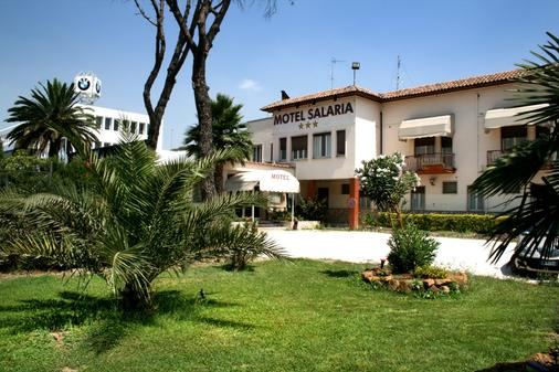 Hotel Salaria - Rooma - Rakennus