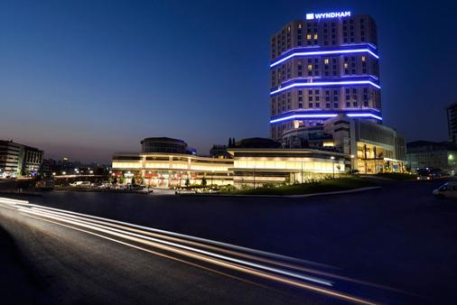 Wyndham Grand Istanbul Europe - Estambul - Edificio