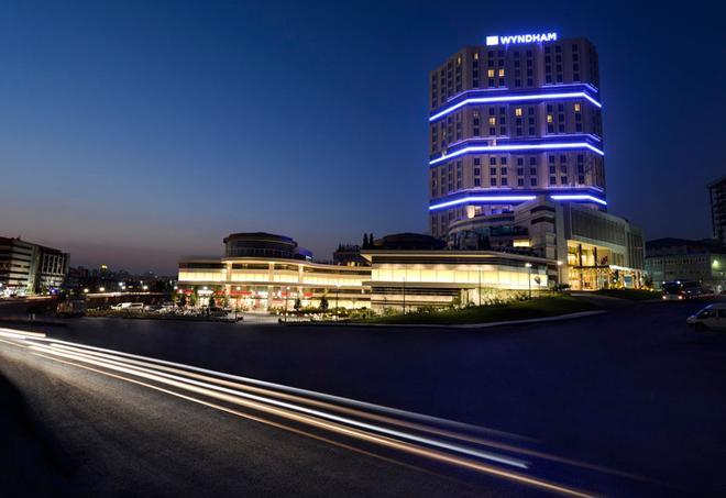 ウィンダム グランド イスタンブール ヨーロッパ - イスタンブール - 建物