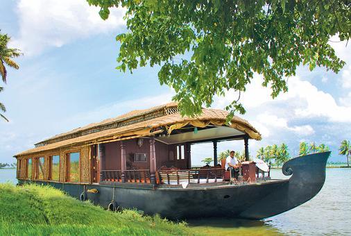 溫馨船屋飯店 - Alappuzha - 建築