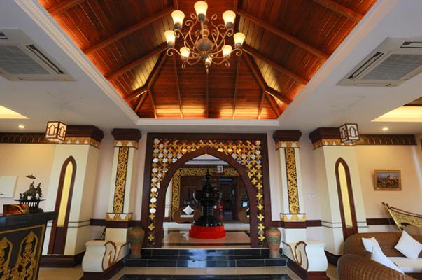 Shwe Yee Pwint Hotel - Bagan - Lobby