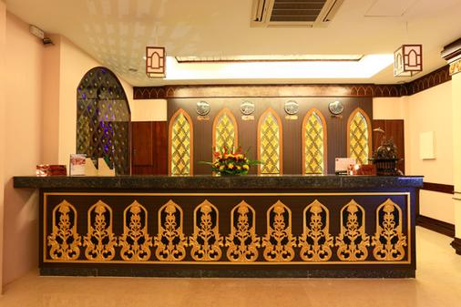 Shwe Yee Pwint Hotel - Bagan - Lễ tân