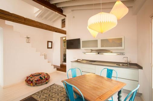 Brondo Architect Hotel - Thành phố Palma de Mallorca - Phòng bếp